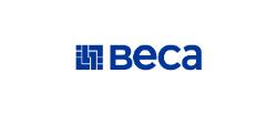 Beca Logo - CP