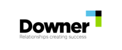 Downer Logo - CP